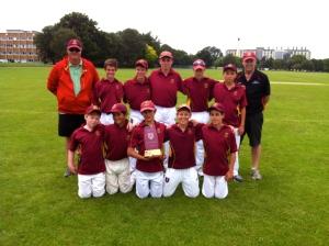 Junior Premiers 2013
