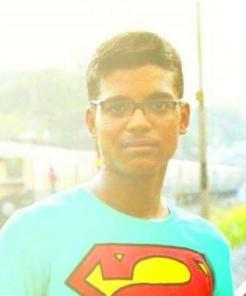 Raam Kumar - Arun's brother